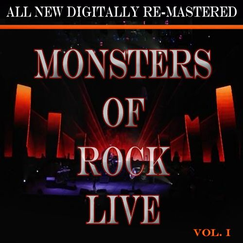 Monsters of Rock Live, Vol. 1