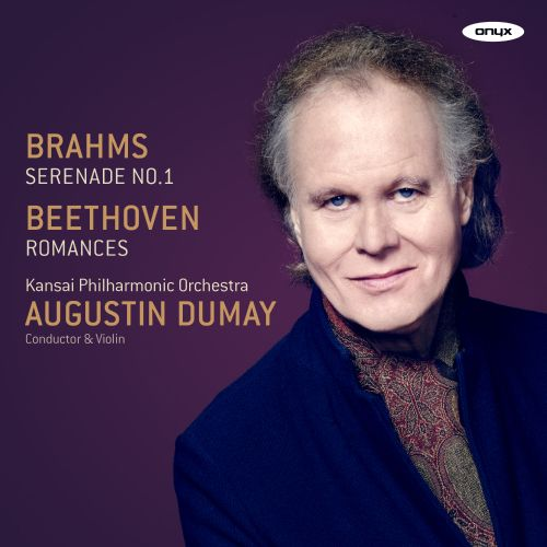 Brahms: Serenade No. 1; Beethoven: Romances