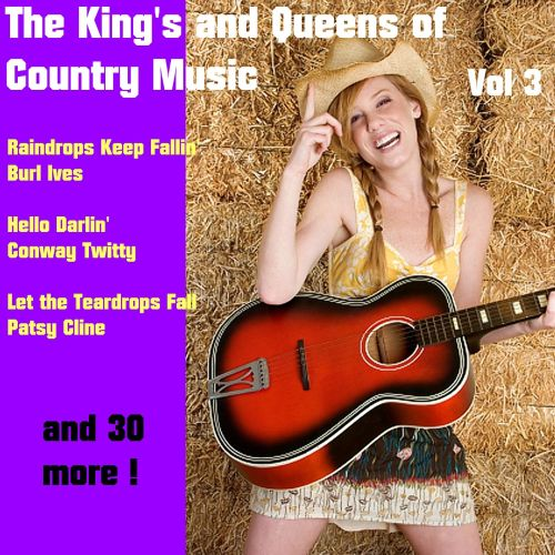 The  Kings and Queens of Country Music, Vol. 3