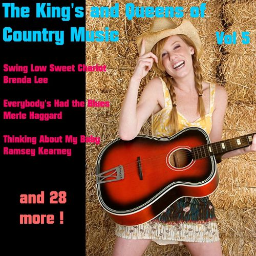 The Kings and Queens of Country Music, Vol. 5