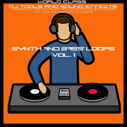 Synth and Bass Loops, Vol. 1