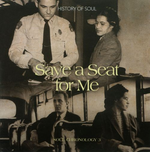 Soul Chronology, Vol. 3: Save a Seat for Me