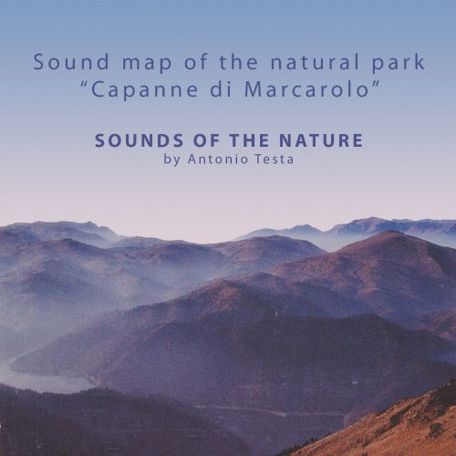 Sounds of the Nature: Sound Map of the Natural Park Capanne di Marcarolo