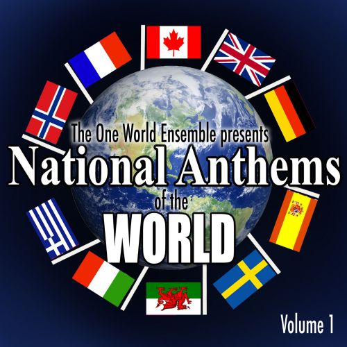 National Anthems of the World, Vol. 1