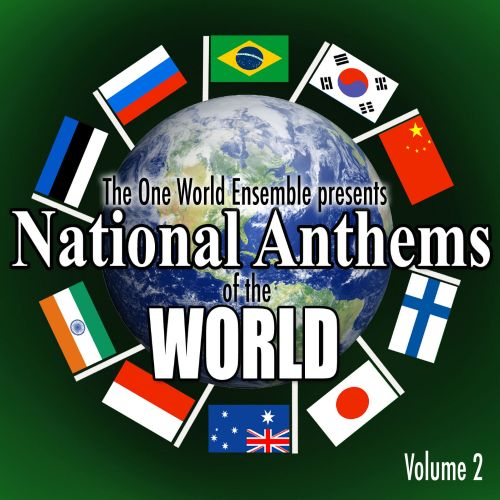 National Anthems of the World, Vol. 2