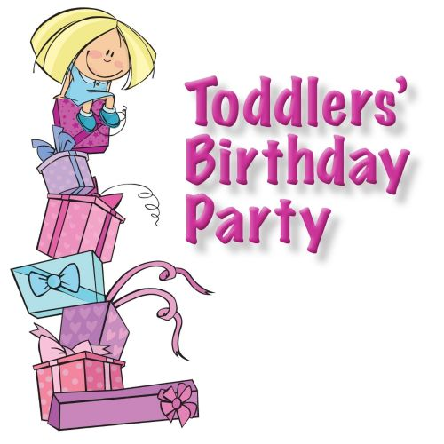 Toddlers' Birthday Party