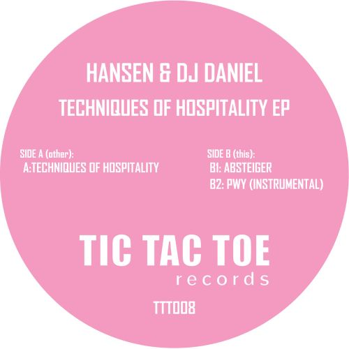 Techniques of Hospitality EP