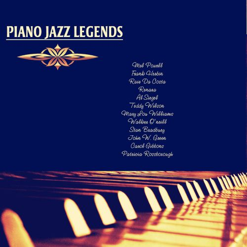 Piano Jazz Legends