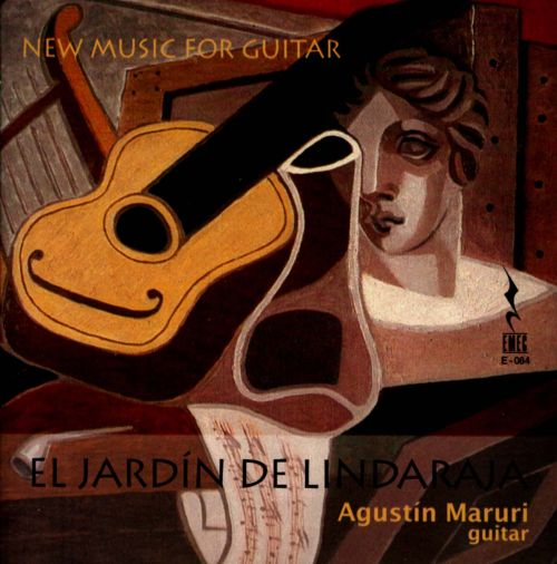 El Jardin de Lindaraja: New Music for Guitar