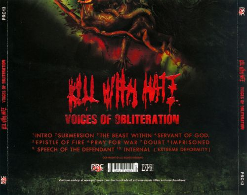 Voices of Obliteration