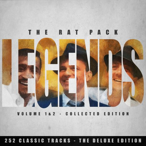 Legends: The Rat Pack Collection 1 & 2 - 252 Classic Tracks (Deluxe Edition)