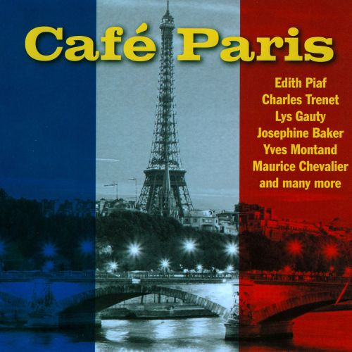 Cafe Paris [K-Tel]