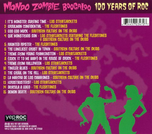 Mondo Zombie Boogaloo: 100 Years of Roc
