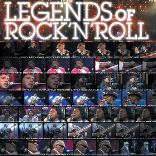 Legends of Rock 'N' Roll [Live In Rome, Italy/1989]