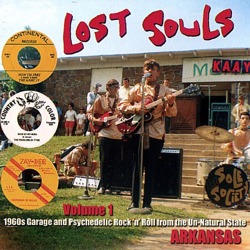 Lost Souls, Vol. 1: 1960s Garage and Psychedelic