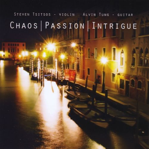 Chaos, Passion, Intrigue