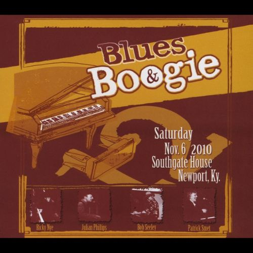 12th Annual Blues & Boogie Piano Summit