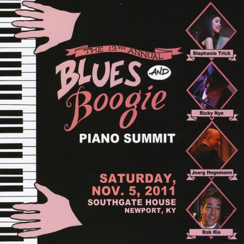 13th Annual Blues & Boogie Piano Summit