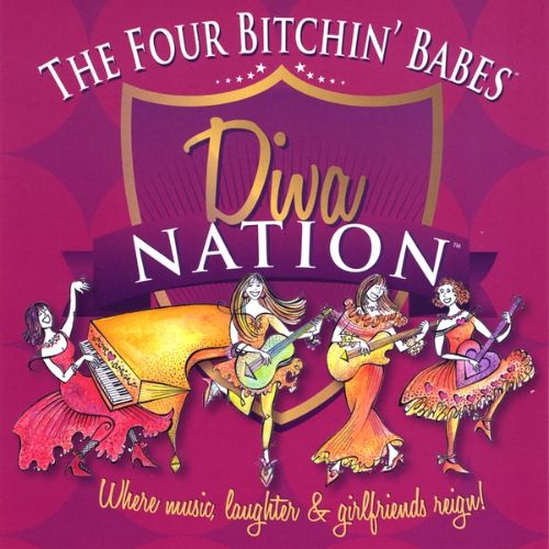 Diva Nation...Where Music, Laughter and Girlfriends Reign