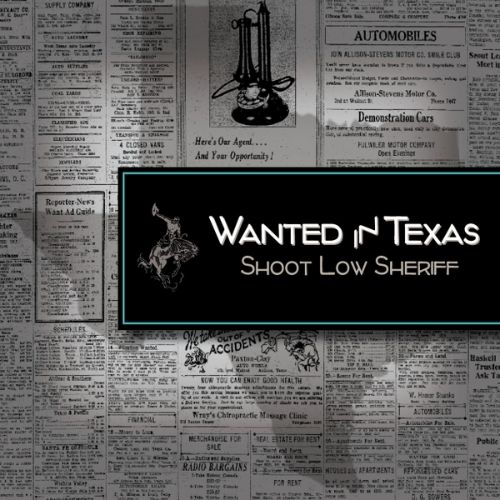 Wanted in Texas