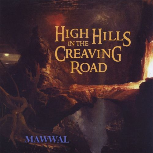 High Hills in the Creaving Road