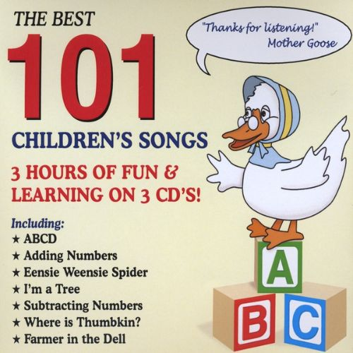 Best 101 Children's Songs!