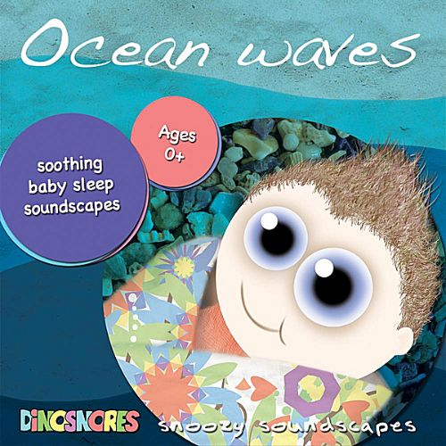 Ocean Waves Baby Sleep Soundscape