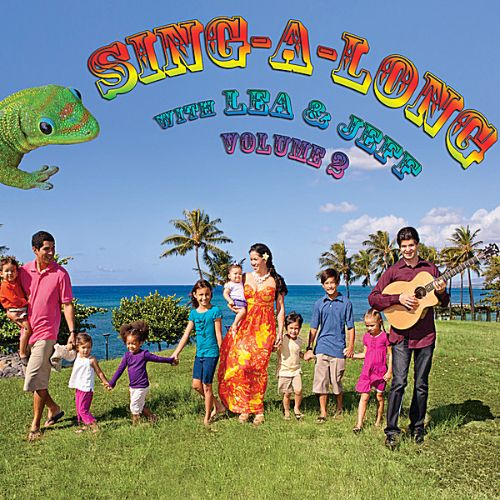 Sing-A-Long with Lea & Jeff, Vol. 2