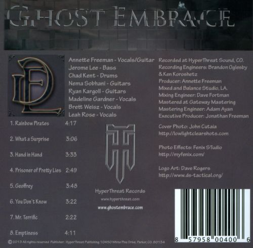 Ghost Embrace