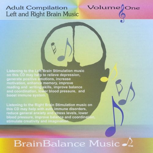 Adult Compilation/Left and Right Brain Music