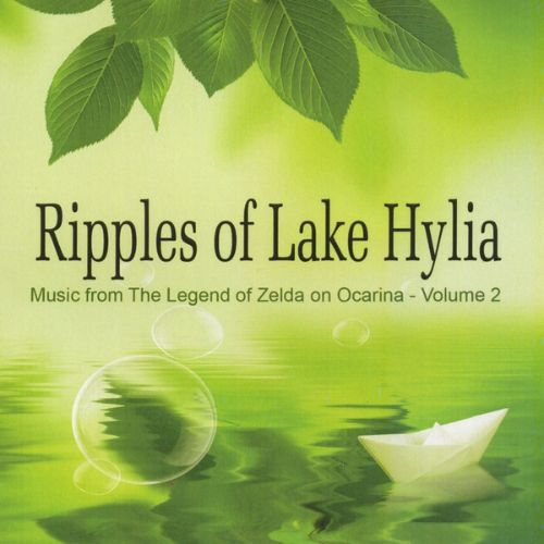 Ripples of Lake Hylia