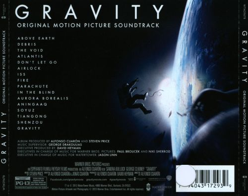 Gravity [Original Motion Picture Soundtrack]