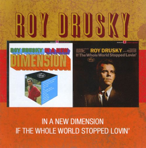 In a New Dimension/If the Whole World Stopped Lovin'