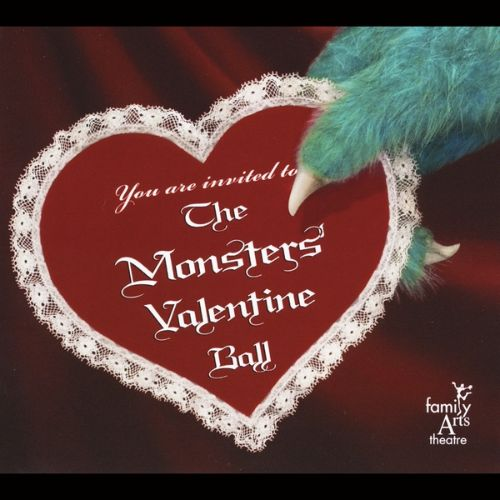 The Monsters Valentine Ball