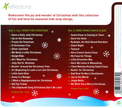 Kids Christmas Sing-Along [2CD]