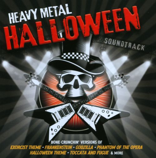 Heavy Metal Halloween