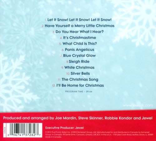 Let It Snow: A Holiday Collection - Jewel | Songs, Reviews ...