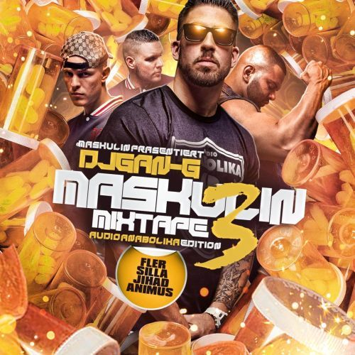 Maskulin Mixtape, Vol. 3