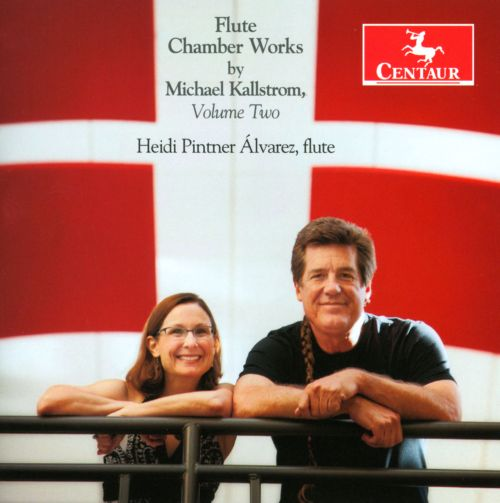Flute Chamber Works by Michael Kallstrom, Vol. 2