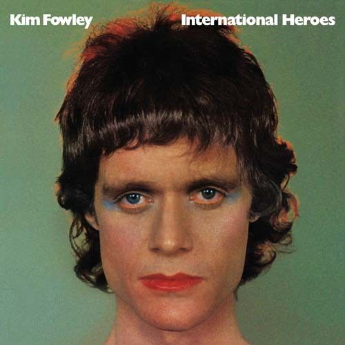 Image result for Kim Fowley - International Heroes