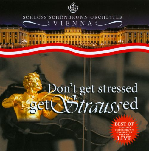 Don't Get Stressed, Get Straussed, Vol. 1