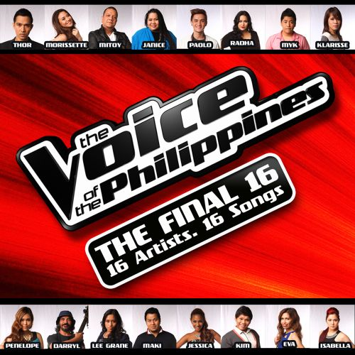 The Voice of the Philippines: The Final 16
