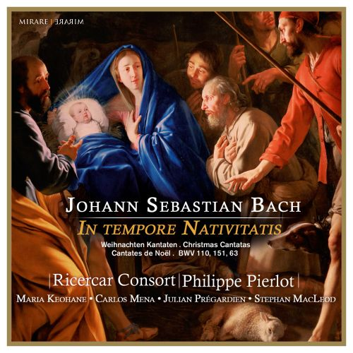 Bach: In Tempore Nativitatis - Christmas Cantatas