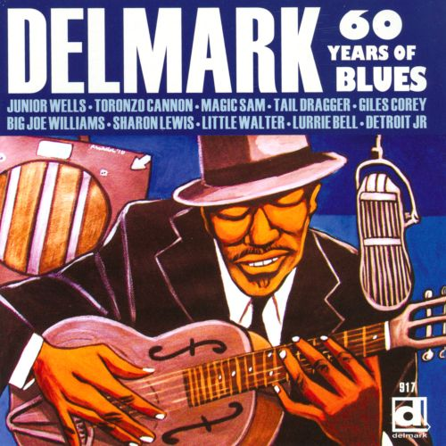 Delmark: 60 Years of Blues