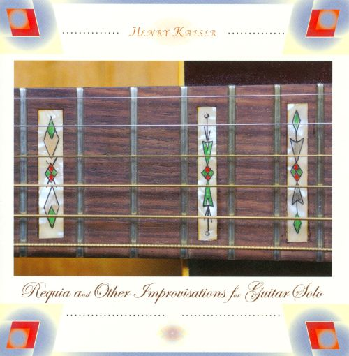 Requia and Other Improvisations for Guitar