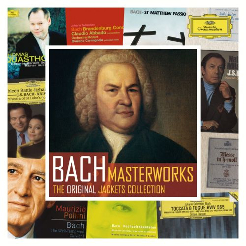 Bach Masterworks: The Original Jackets Collection