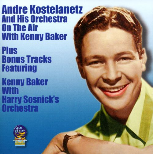 On the Air With Kenny Baker