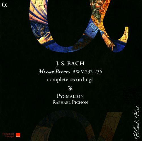 J.S. Bach: Missae Breves Complete Recordings