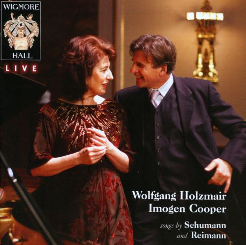Songs by Schumann and Reimann