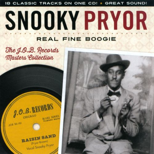 Real Fine Boogie: The J.O.B. Records Masters Collection